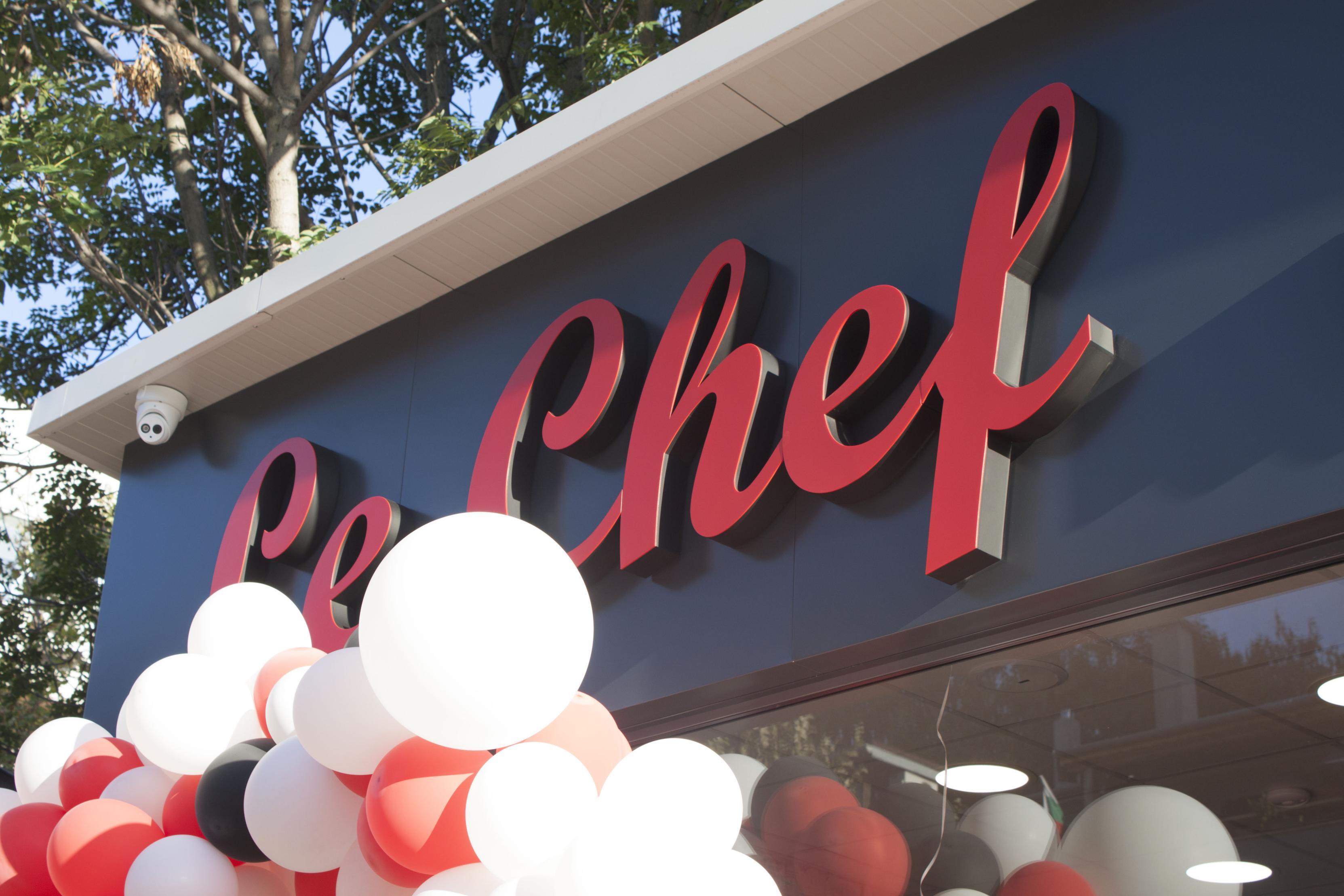 ПреОткриване на Le Chef Бенковски