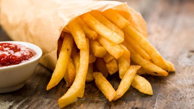 Кой създаде пържените картофки?