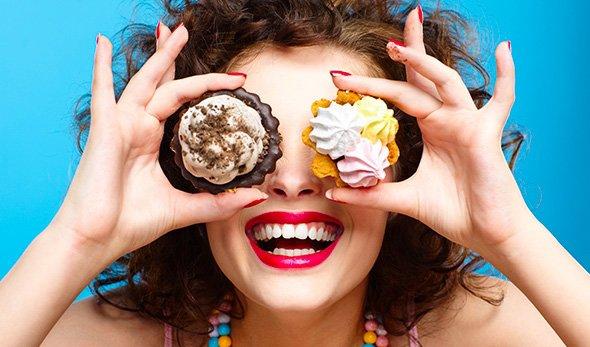Защо храната ни прави щастливи?