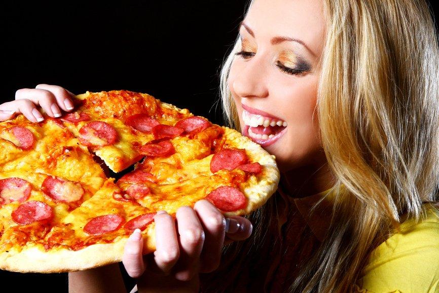 Хората са пристрастени към храната!