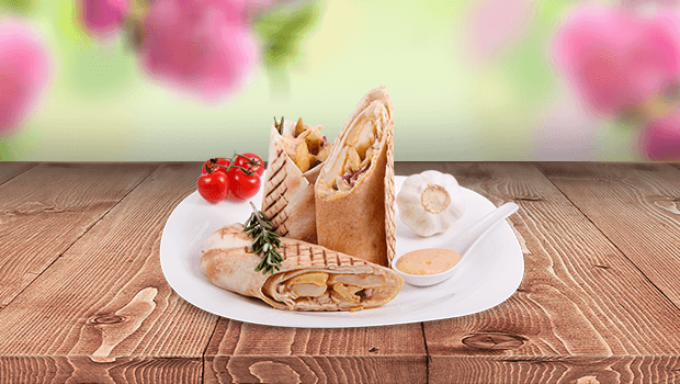 Сандвич с хумус – вкусно и полезно!