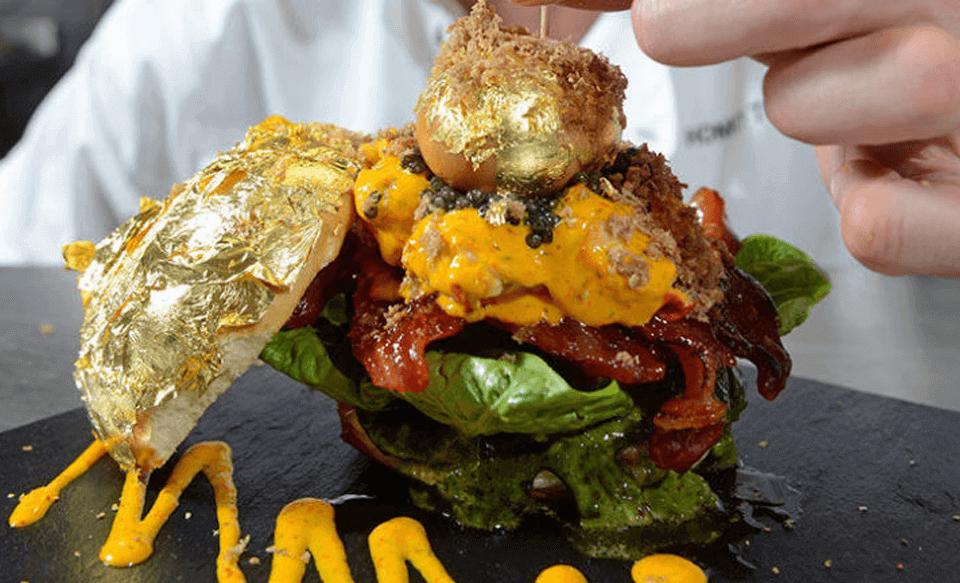 Най-скъпият сандвич в света!