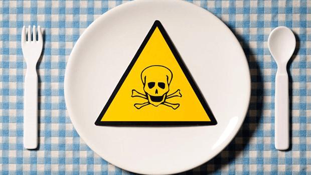Най-опасните храни в света