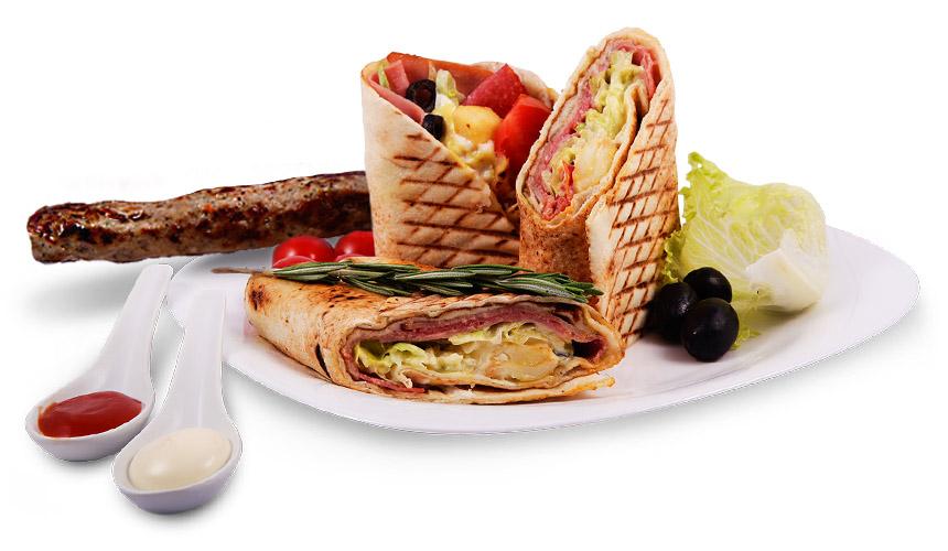 Грил сандвич: 100Кила Роял