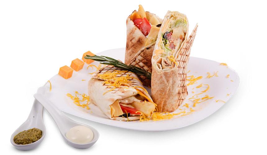 Грил сандвич: Куатро Формаджи